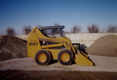 Mexco Excavation Bobcat